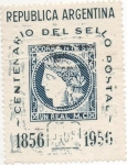 Stamps Argentina -  MS Nº 561 [1]