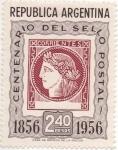 Sellos del Mundo : America : Argentina : MS Nº 562