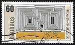 Stamps Germany -  Bauhaus