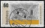 Sellos de Europa - Alemania -  Bauhaus