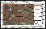 Stamps Germany -  Birth Centenary of Paul Klee