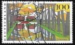 Stamps Germany -  Spreewald