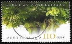 Stamps Germany -  Lime tree at Himmelsberg