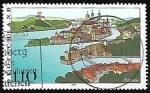 Sellos de Europa - Alemania -  Passau
