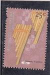 Stamps : America : Argentina :  noroeste argentino- Siku