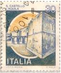 Sellos del Mundo : Europa : Italia : Italia 30L - Il Castello L'Aquila