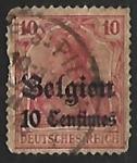 Sellos de Europa - Alemania -  Belgium