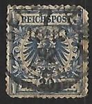 Sellos de Europa - Alemania -  REICHSPOST.