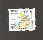 Sellos de Europa - Estonia -  Faro Tahkuna