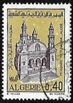 Sellos del Mundo : Africa : Argelia : Ketchaoua mosque, Algiers