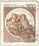 Sellos del Mundo : Europa : Italia : Italia 200L - Castello di Cerro Al Volturno
