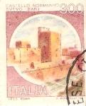 Sellos del Mundo : Europa : Italia : Italia 300L - Castello Normanno Svevo - Bari