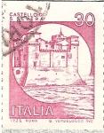 Sellos del Mundo : Europa : Italia : Castillos Peq 30L - Castello di Santa Severa