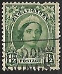 Stamps Australia -  Queen Elizabeth