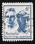 Sellos del Mundo : Oceania : Australia :  John and Reginald Dulgan