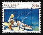 Sellos del Mundo : Oceania : Australia : Pesca