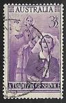 Sellos de Oceania - Australia -  Commemoration of Nursing Profession