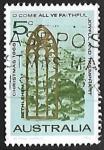 Sellos de Oceania - Australia -  Christmas 1968