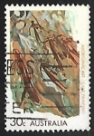Sellos de Oceania - Australia -  Aboriginal Art