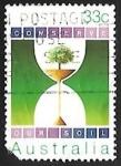 Stamps Australia -  Proteccion del medio ambiente
