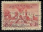 Sellos de Oceania - Australia -  SoutAustralia, Centenary of