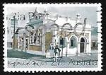 Sellos de Oceania - Australia -  Kingston