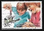 Stamps Australia -  Aussie Kids