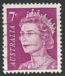 Sellos del Mundo : Oceania : Australia : Queen Elizabeth II (1971)