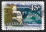 Sellos de Oceania - Australia -  50 th Anniversary Snowy Mountains Scheme