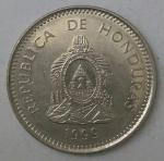 monedas de Europa - Honduras -  1999- 20 centavos