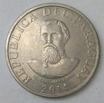 monedas de America - Paraguay -  2014 - 100 guarani