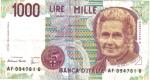 monedas del Mundo : Europa : Italia :  Lire