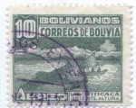 Stamps of the world : Bolivia :  Diversos motivos