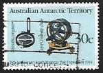 Sellos del Mundo : Oceania : Territorios_Antárticos_Australianos : 75th Anniv. Magnetic Pole