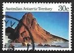 Sellos de Oceania - Territorios Antárticos Australianos -  Mt Coates