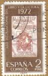 sellos de Europa - España -  Portada de El Quijote