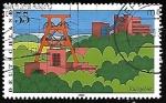 Sellos de Europa - Alemania -  Ruhrgebiet