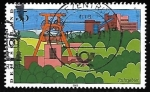Sellos de Europa - Alemania -  Dia del sello 1992