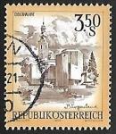 Sellos de Europa - Austria -  Oberwart