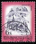 Sellos de Europa - Austria -  Lindauer Hütte im Rätikon