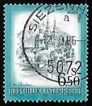 Stamps Austria -  Villach-Perau