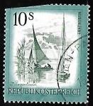 Sellos de Europa - Austria -  Neusiedlersee