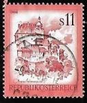 Sellos de Europa - Austria -  Enns