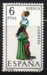 Sellos de Europa - España -  Huesca (1968)