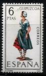 Sellos de Europa - España -  Guipuzcoa (1968)