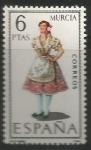 Sellos de Europa - España -  Murcia (1969)