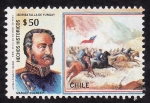 Stamps Chile -  HECHOS HISTÓRICOS