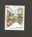 Stamps : Asia : Israel :  Mercados de Israel, Jaffa