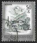 Sellos de Europa - Austria -   Im Zillertal