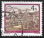 Stamps Austria -  Stift Stams